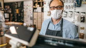 Emotional Labor Is a Store Clerk Confronting a Maskless Customer