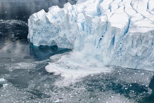 Huge Atmospheric Rivers Could Quicken Antarctic Ice Melt