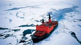 A Sooty North Pole Ahead