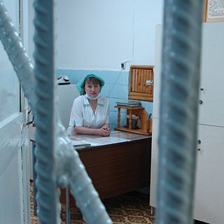 Prisons in Post-Soviet Russia Incubate 