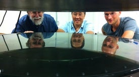 Building a Better Mirror for Telescopes