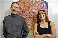 CHRISTIAN BORGS AND JENNIFER CHAYES