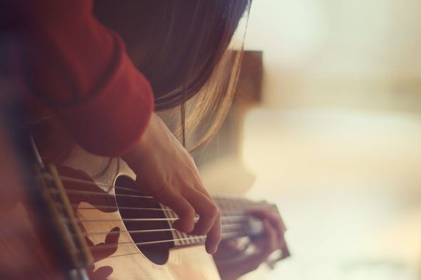Is There a Link between Music and Math?