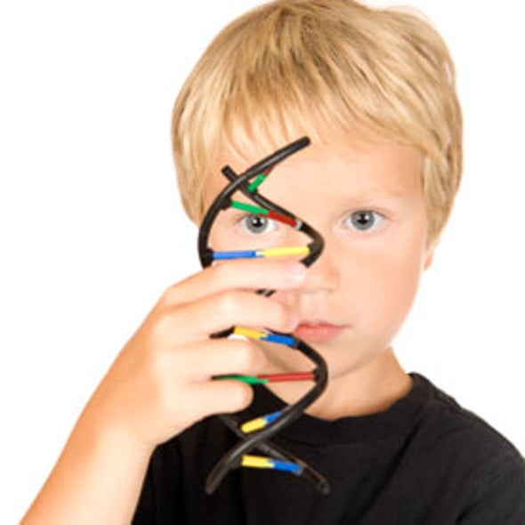 Autism's Tangled Genetics Full of Rare and Varied Mutations
