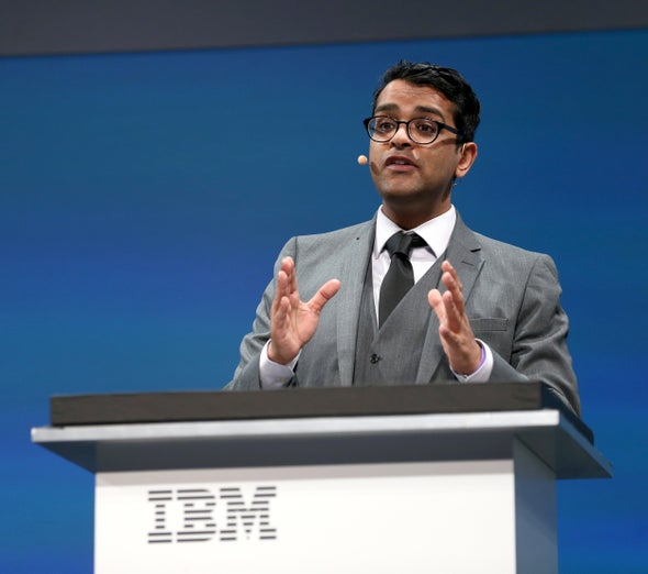 An IBM AI Debates Humans--but It's Not Yet the Deep Blue of Oratory