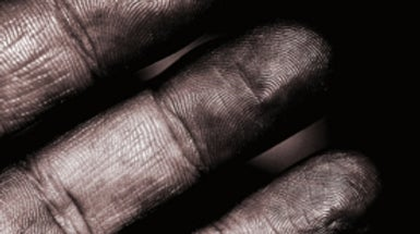 Tip Off: Solving the Curious Case of the Missing Fingerprints