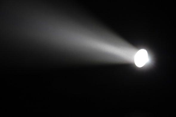 Go to the (White) Light