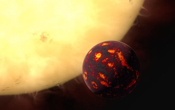 Earth's Tectonic Activity May Be Crucial for Life--and Rare in Our Galaxy