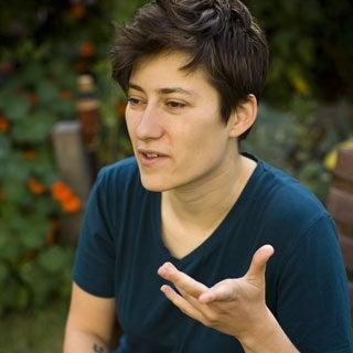 Blazing a trail for women in math: Moon Duchin