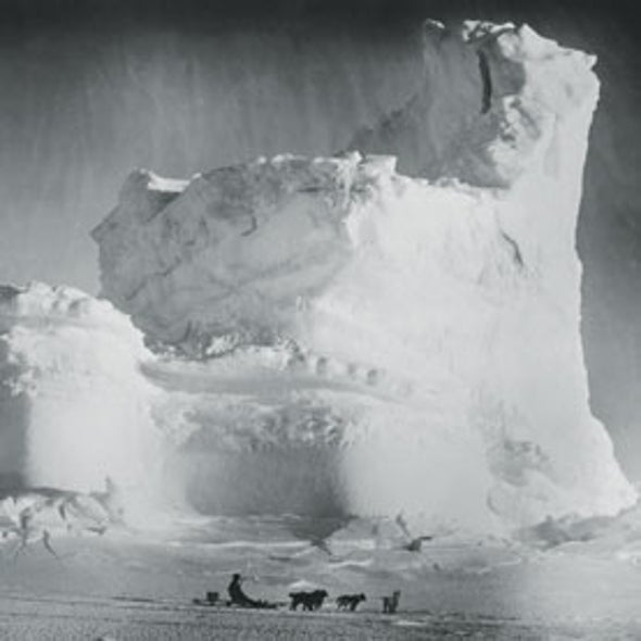 Robert Falcon Scott's South Polar Journey: In His Own Words [Recordings]