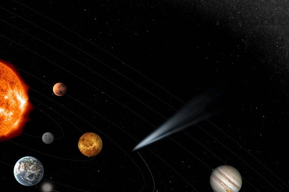 European Comet Interceptor Could Visit an Interstellar Object