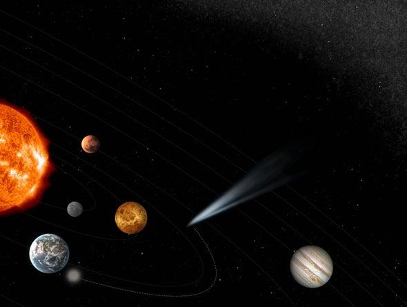 European Comet Interceptor Could Visit an Interstellar Object