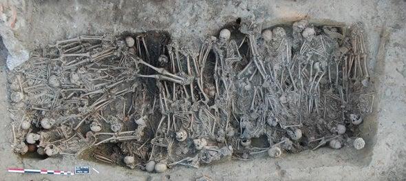Teeth Tell Black Death Genetic Tale