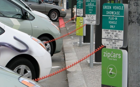 Fast-Charge Plugs Do Not Fit All Electric Cars
