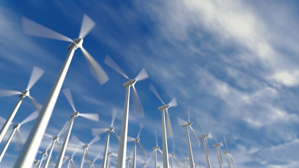Chinese Wind Turbine Maker Is Now World's Largest
