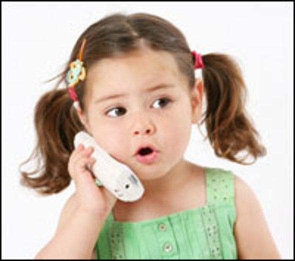 What Explains Toddlers' Linguistic Leap? Math