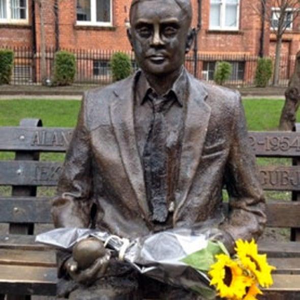 Turing's Sunflowers