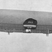 SAFER DIRIGIBLE: