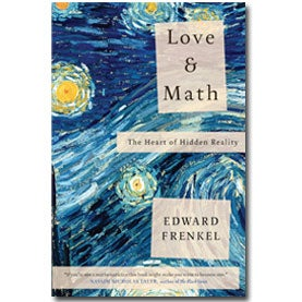Love and Math: The Heart of Hidden Reality Book Cover