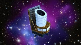 Europe's Euclid Space Telescope Will See Cosmos with Panoramic Vision
