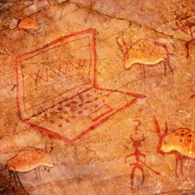 cave paintings stone age mind evolutionary psychology