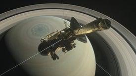 "Cassini's ""Grand Finale"" Will Be a Blaze of Glory"