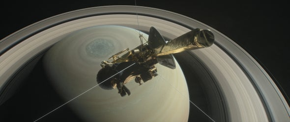 "Cassini's ""Grand Finale"" Will Be a Blaze of Glory"