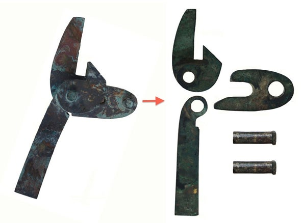 Crossbows Buried with the Chinese Terra-Cotta Warriors Were Likely Never Used