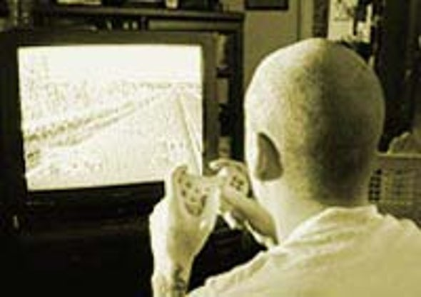 Video Games Good for Visual Skills