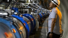 CERN Makes Bold Push to Build $23-Billion Super Collider