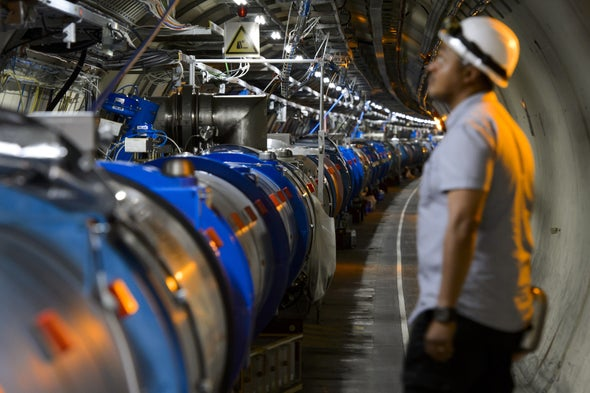 CERN Makes Bold Push to Build $23-Billion Super Collider