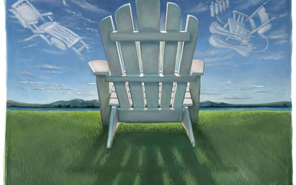 A Given Chair Can Be Sublime, Seafaring or Just Silly