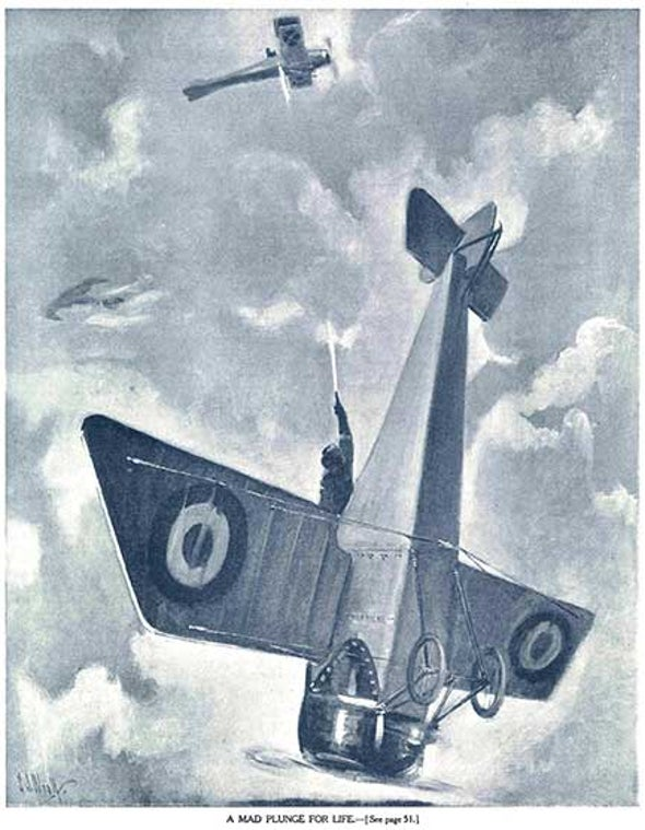 Aviation in 1915: A Weapon of War