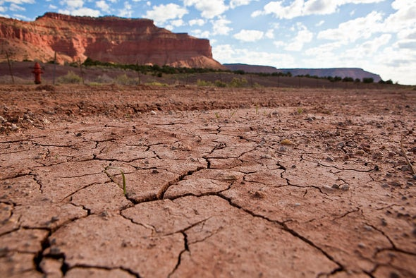 California's Drought Is Part of a Much Bigger Water Crisis