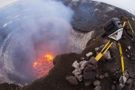 A Tiny Leak Led to a Massive, Unexpected Collapse at Kilauea Volcano