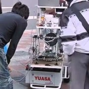 3-D Printing Takes to the Streets