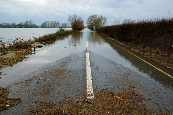 River Floods Will Threaten Tens of Millions in Next 25 Years