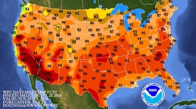 "Why the ""Heat Dome"" Will Scorch Nearly the Entire U.S. This Weekend"