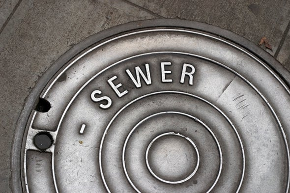 Sewage Is Helping Cities Flush Out the Opioid Crisis