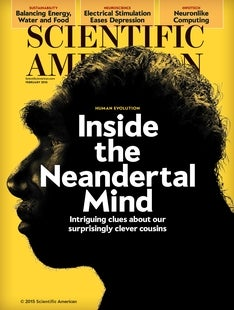 Scientific American Volume 312, Issue 2