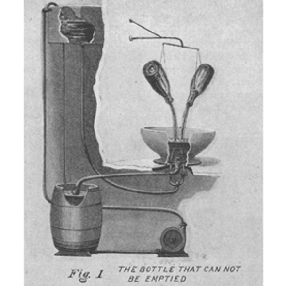 Mechanical Advertising Novelties from 1911 [Slide Show]