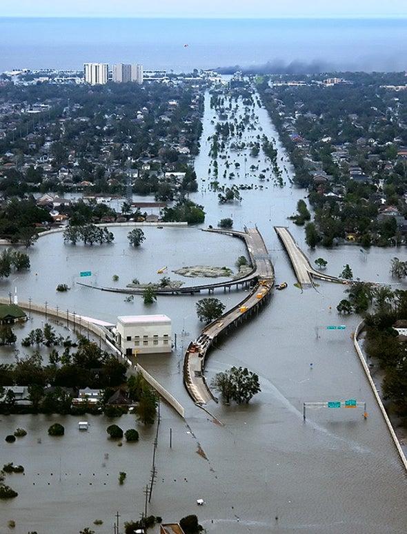 """Gray Swan"" Hurricanes Pose Future Storm Surge Threat"