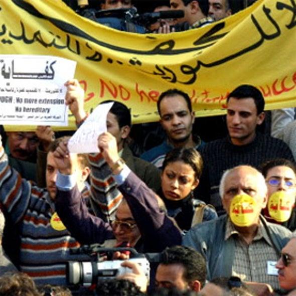 How Was Egypt's Internet Access Shut Off?