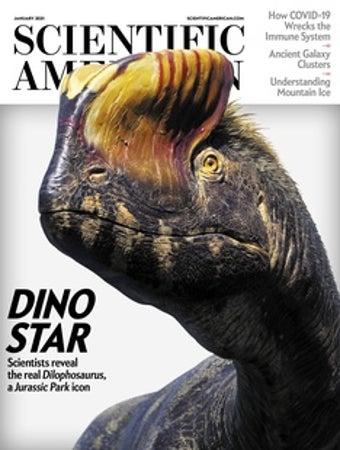 Scientific American Volume 324, Issue 1
