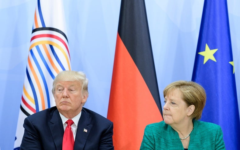 World Leaders Voice Dissent against U.S. Climate Stance
