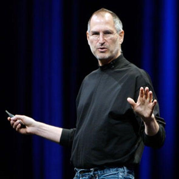 "Apple's Steve Jobs: ""Hormone Imbalance"" Has Caused Health Problems"