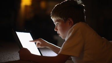 Pediatricians Relax Guidelines on Screen Time for Kids