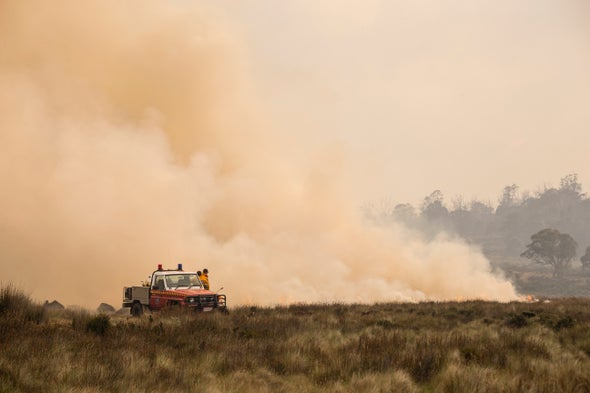 Brutal Australian Summer Heat Spurs Climate Research