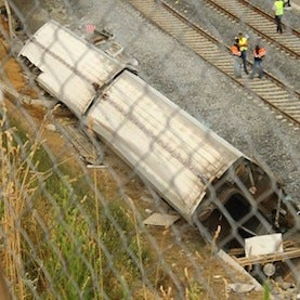Spanish High-Speed Train Crash Offers Safety-System Lessons