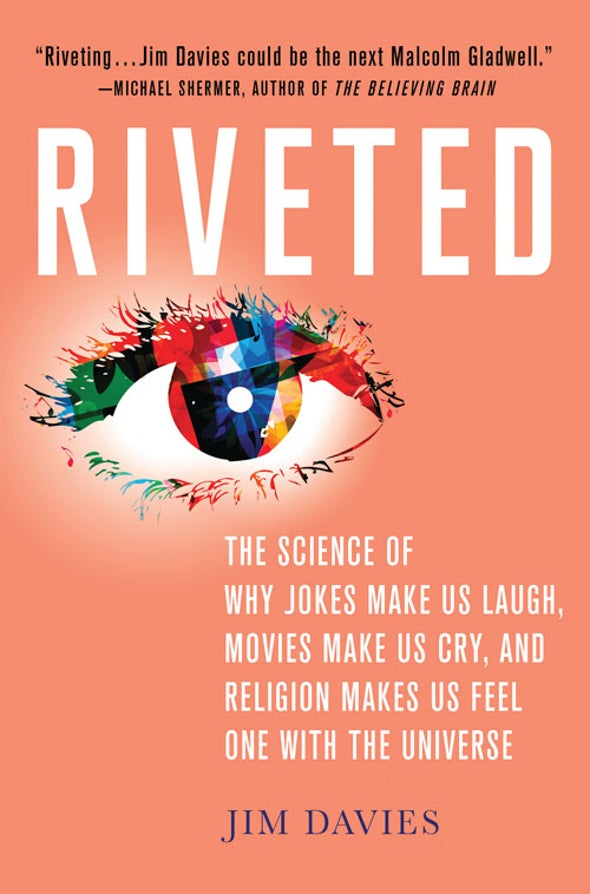 Hope and Fear's Anti–Sweet Spot Help Explain the Experience of Feeling Riveted [Excerpt]